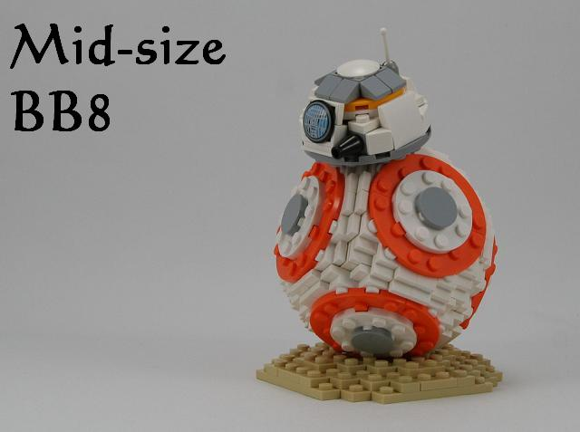 How To Build Your Own Lego Star Wars Bb 8 The Daily Dot
