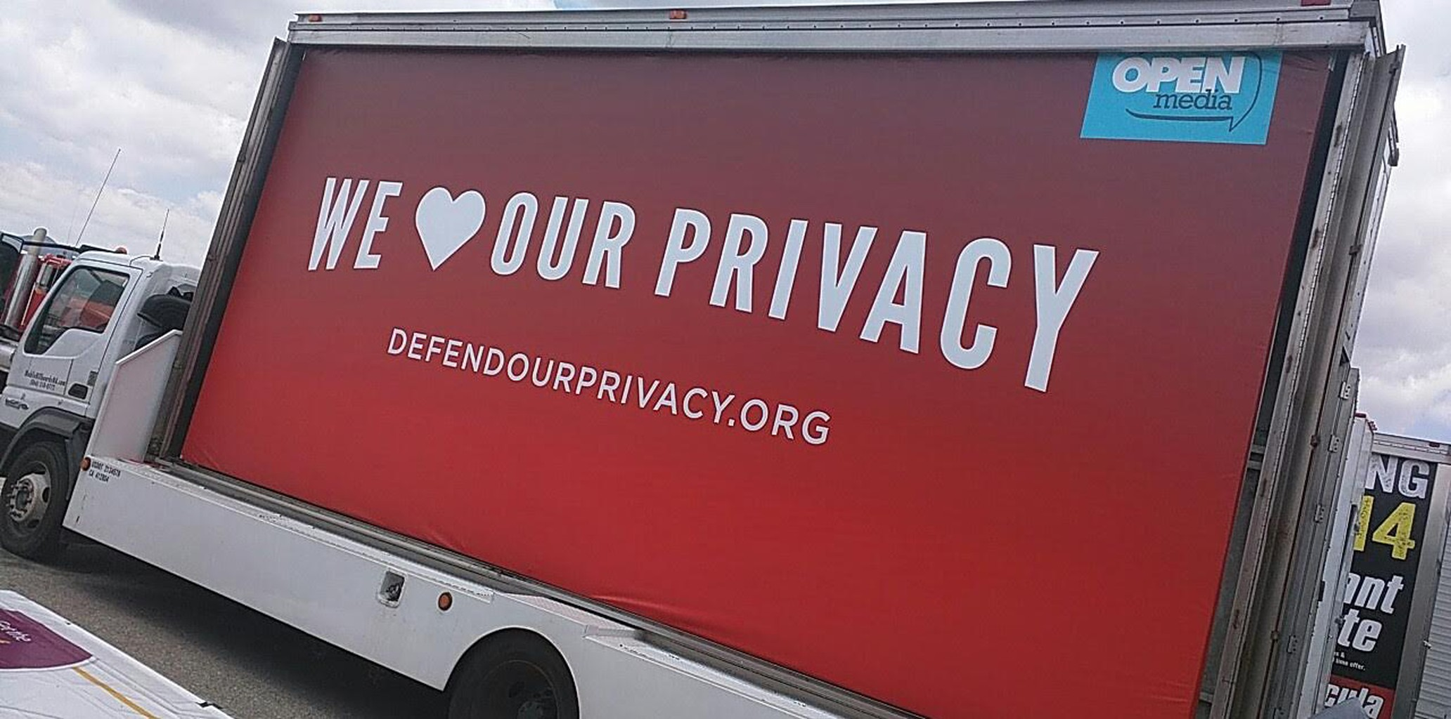 netflix privacy billboard