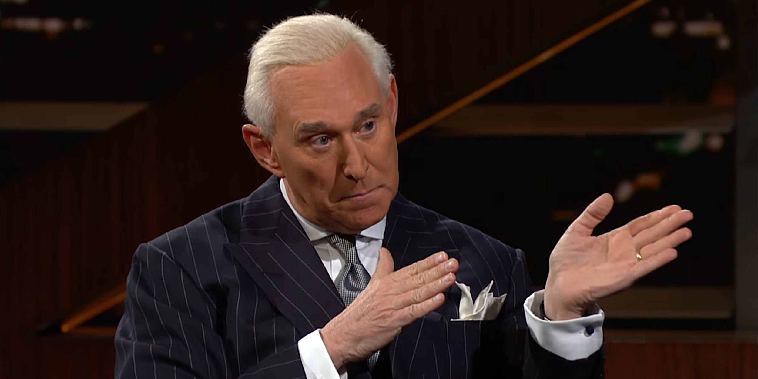 Roger Stone Communicated With WikiLeaks During 2016 Campaign