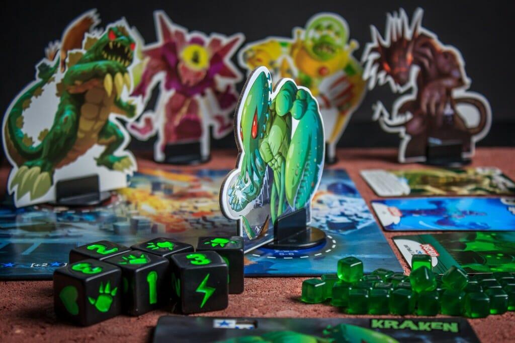 best board games : King of Tokyo