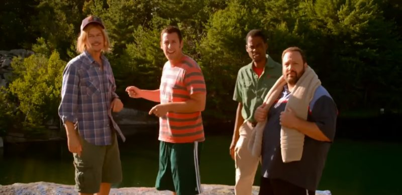 adam sandler movies : Grown ups